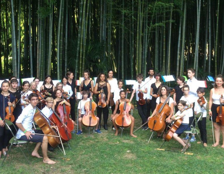ORCHESTRE A CORDES DES JEUNES MUSICIENS DES CONSERVATOIRES DE PARIS